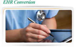 EHR Conversion